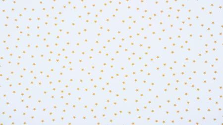 Plantilla de diseño de Little gold Stars Zoom Background