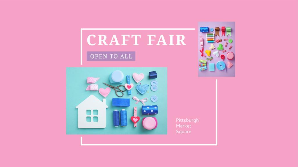 Craft fair in Pittsburgh — ein Design erstellen