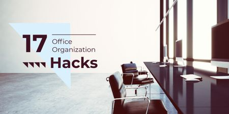 17 office organization hacks Imageデザインテンプレート