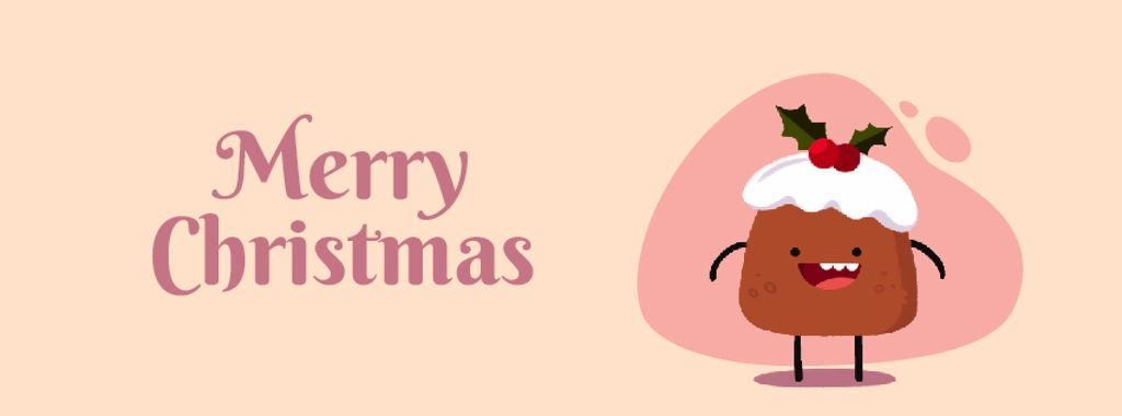 Happy Christmas pudding — Create a Design