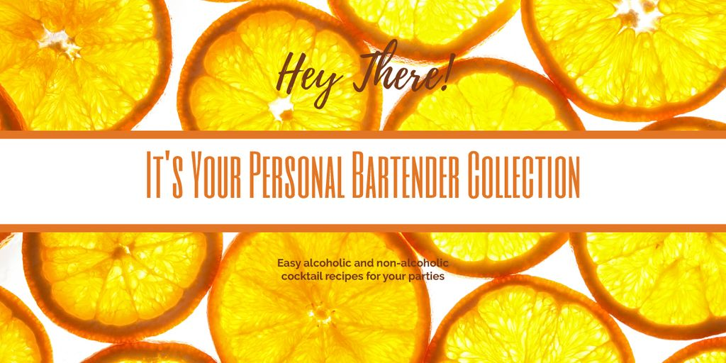 Personal bartender collection advertisement — Crear un diseño
