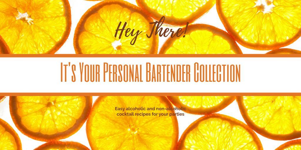Personal bartender collection advertisement — Créer un visuel