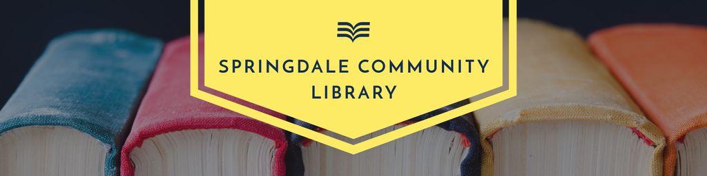 Community library banner — Создать дизайн