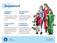 Winter Activities Tour with Snowy Mountains