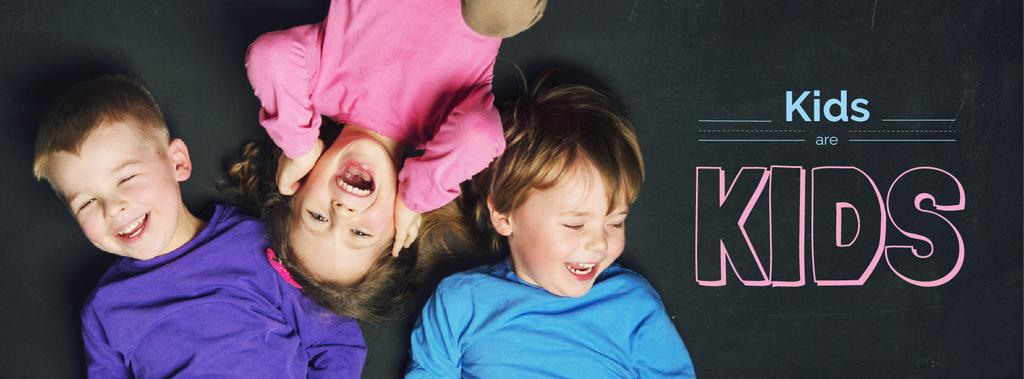 Happy little kids — ein Design erstellen