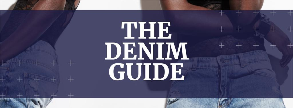 Women wearing Denim clothes — Créer un visuel