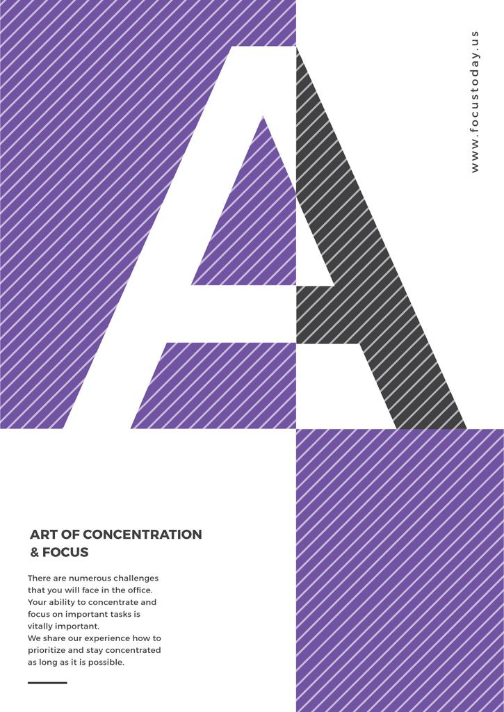 Art of Concentration — Create a Design