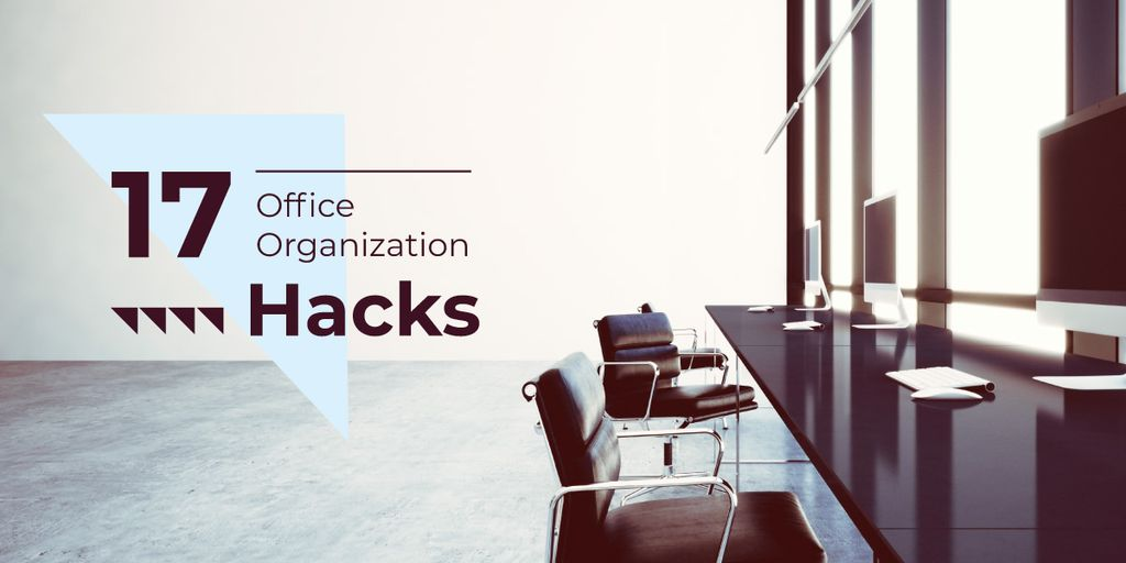 17 office organization hacks — Create a Design
