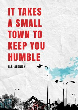 Citation about small town