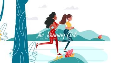 Running Club Ad Women Runners Outdoors
