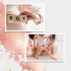 Girl's Baby Shower memories