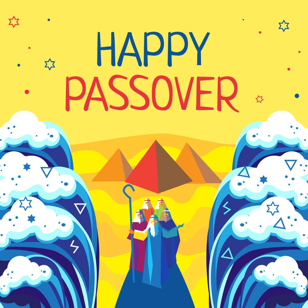 History of Passover holiday — Создать дизайн