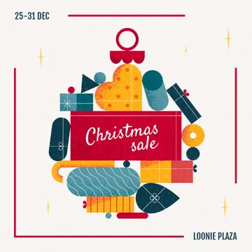 Christmas Sale Winter Holidays Attributes