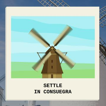 Settle In Consuegra