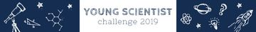 Young scientist challenge banner