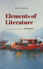 Literature Inspiration Red Boats in Harbor