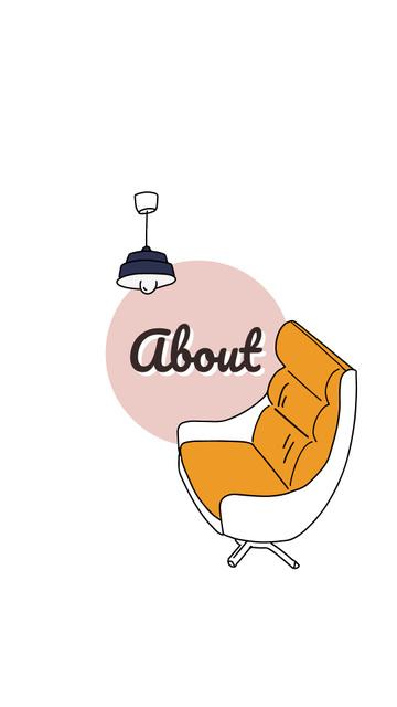 Plantilla de diseño de Chairs Store information and promotion Instagram Highlight Cover