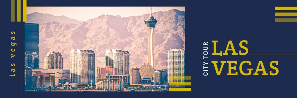 Las Vegas city buildings  — Create a Design