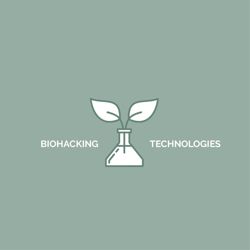 Bio Technologies with Plant in Flask — Maak een ontwerp