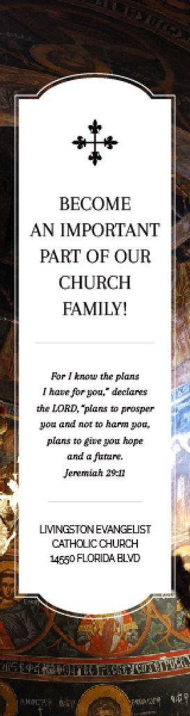 Livingston Evangelist Catholic Church — Créer un visuel