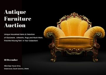 Antique Furniture Auction