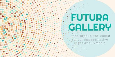 Modèle de visuel Futura gallery banner - Image
