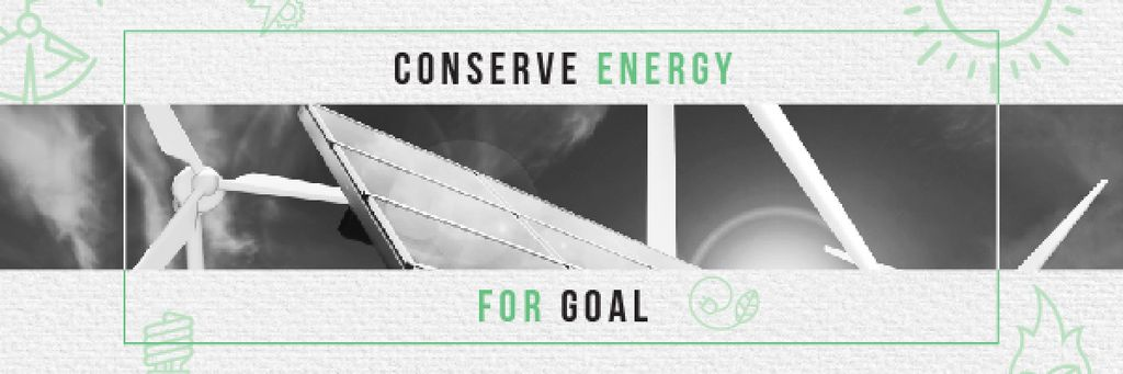Concept of Conserve energy for goal — Modelo de projeto