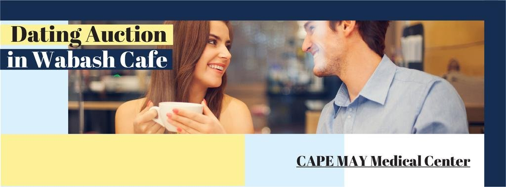 Dating Auction in Cafe — Modelo de projeto
