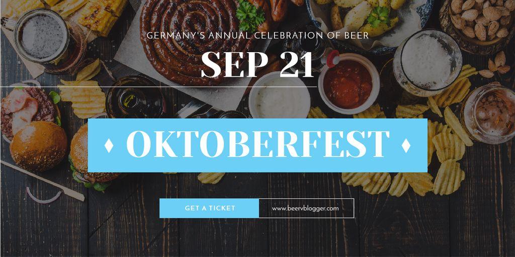 Traditional Oktoberfest treat — Crear un diseño