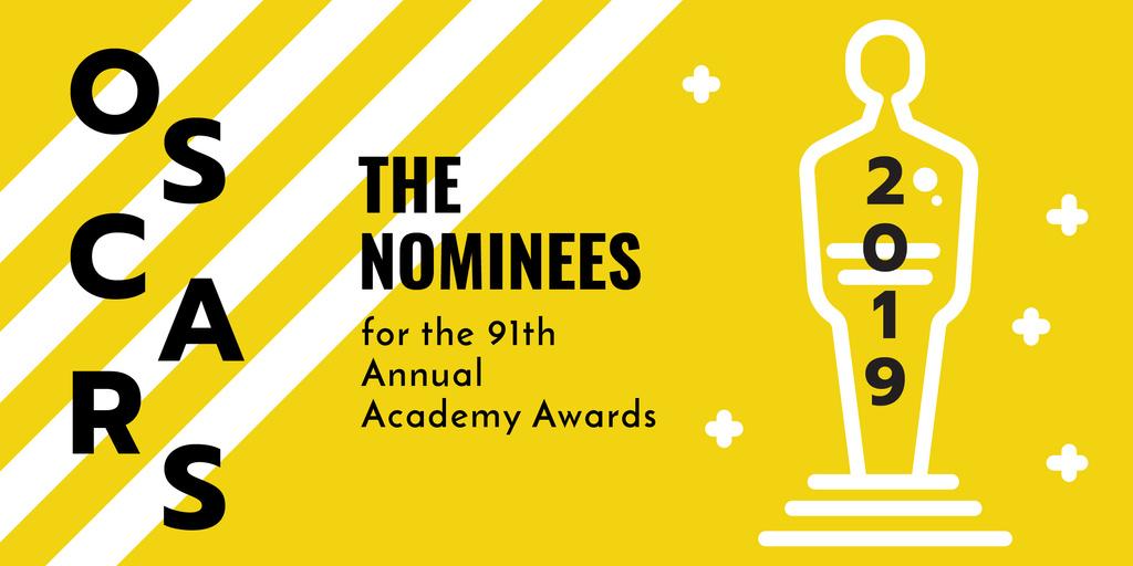 Annual Academy Awards announcement — Crear un diseño