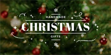 Christmas Gifts Ideas with Decorated Tree