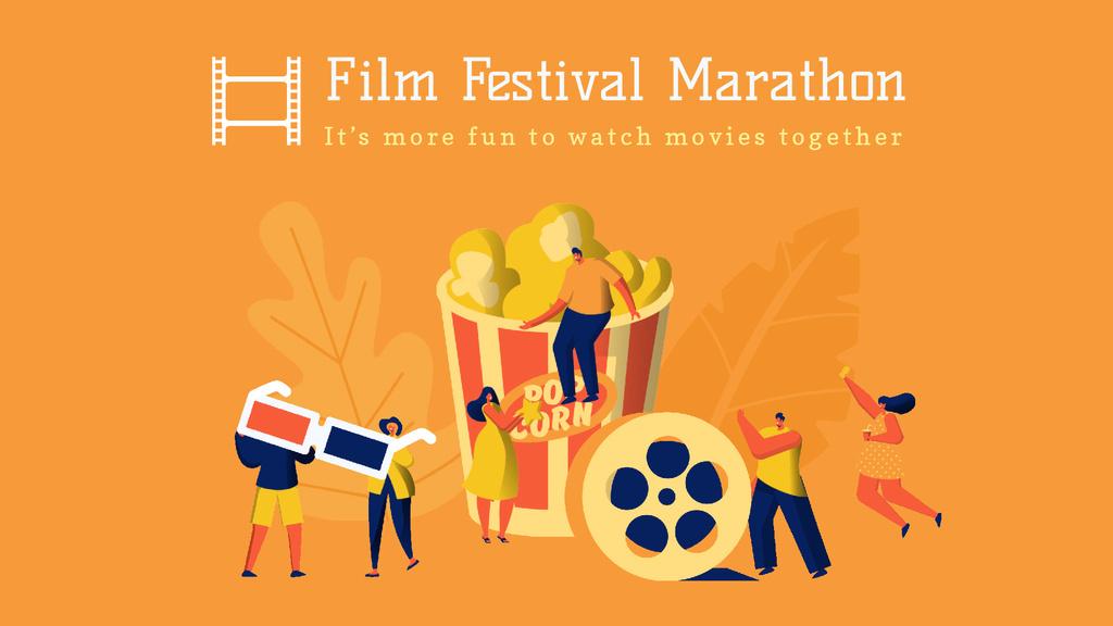 Film Festival poster — Create a Design