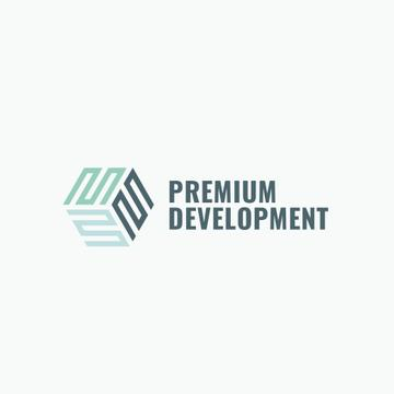 Development Business Simple Icon | Logo Template