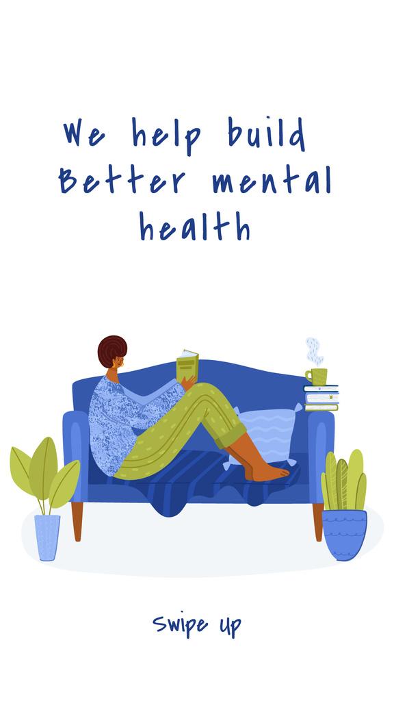 Psychotherapy Session Online — Crear un diseño