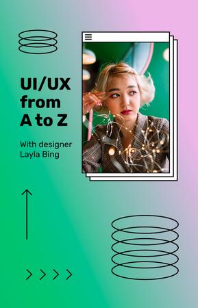 Plantilla de diseño de Professional Designer guide IGTV Cover