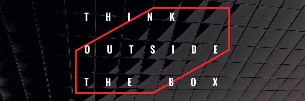 Inspirational citation on Dark Glass Texture —デザインを作成する