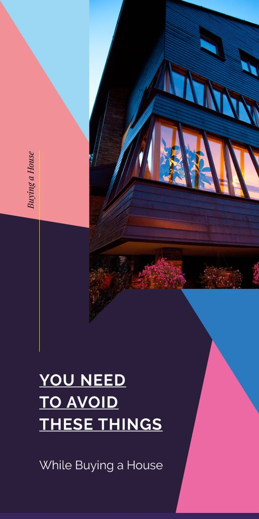 Modern house facade — Створити дизайн