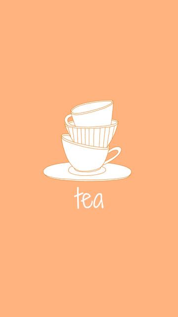 Plantilla de diseño de Cafe and Bakery menu icons Instagram Highlight Cover