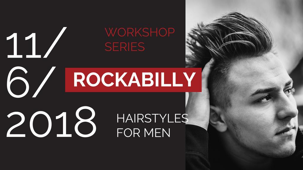 Rockabilly workshop series — Create a Design