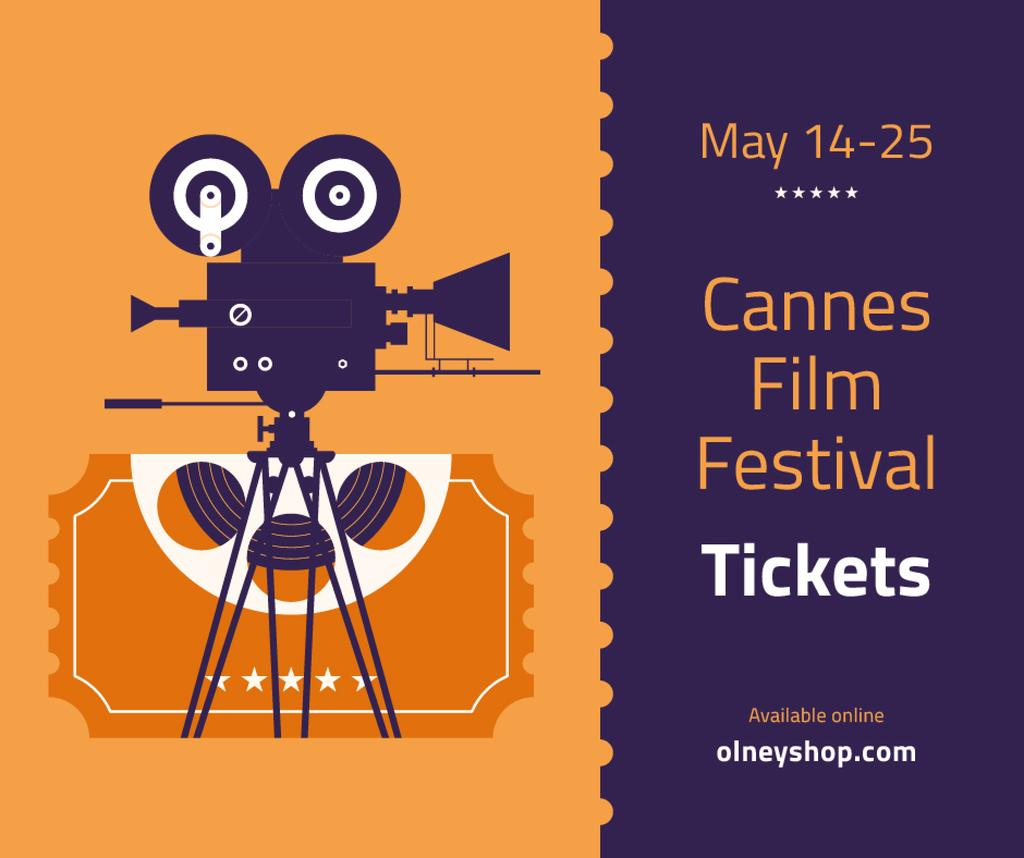 Cannes Film Festival tickets offer — Create a Design