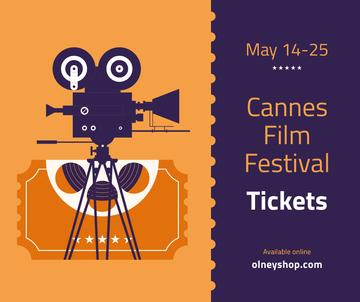 Cannes Film Festival tickets offer