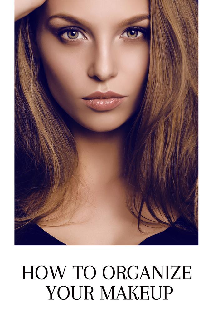 How to organize your makeup — Crear un diseño