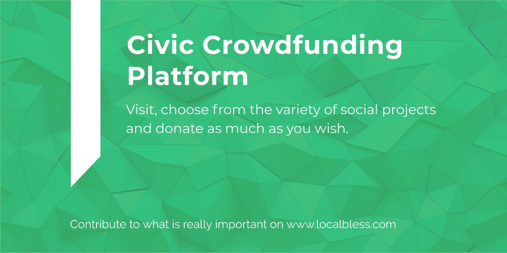 Civic Crowdfunding Platform —デザインを作成する
