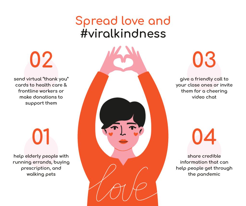 #ViralKindness Help Offer during Quarantine — Crear un diseño
