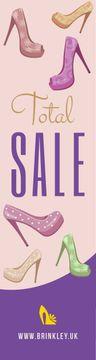 Total Sale Heeled Female Shoes