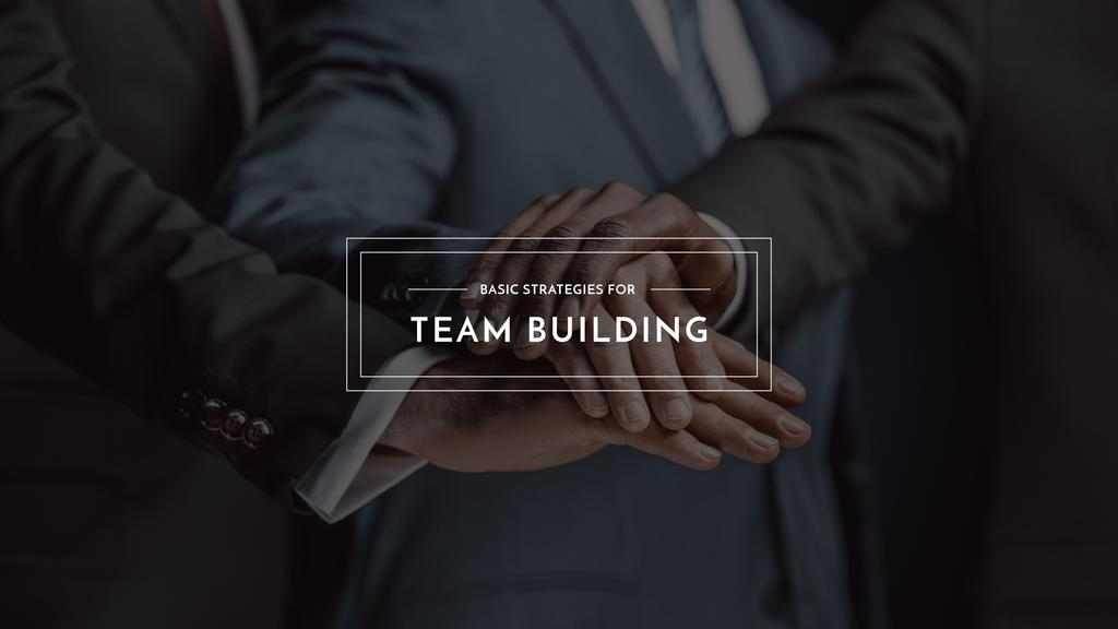 basic strategies for team building — Crea un design