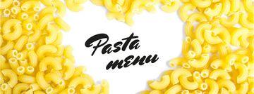 Italian Pasta Heart frame