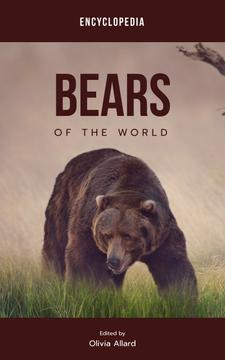 Wild Bear in Habitat | eBook Template