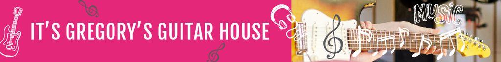 Gregory's guitar house — ein Design erstellen