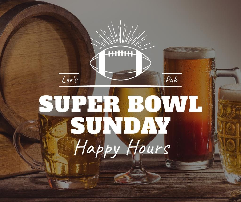 Super bowl sport banner — Create a Design